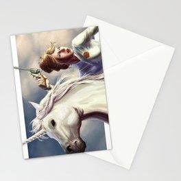 Arcane West Stationery Cards