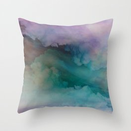Astral Projection by Nature Magick Throw Pillow