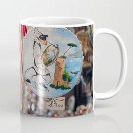Pulcinella Coffee Mug