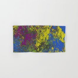 Clouded Judgement - Abstract Modern Painting Hand & Bath Towel