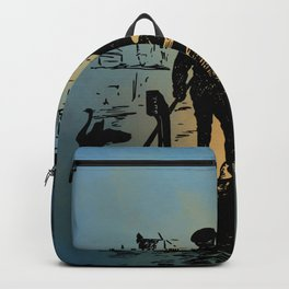 Romance in Venice Backpack