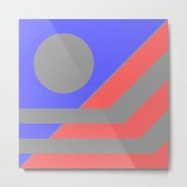 Bandera Metal Print