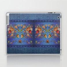 Denim Designs Jacobean Border Laptop & iPad Skin