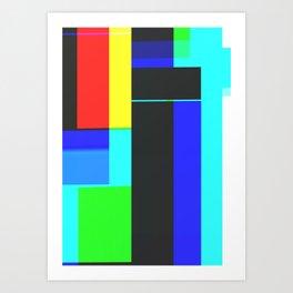 Error 009 Art Print