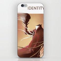 identity iPhone & iPod Skin