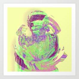 Guapo Art Print