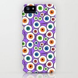 The Eyes Have it 2 iPhone Case