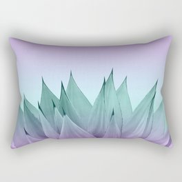 Agave Vibes #7 #tropical #decor #art #society6 Rectangular Pillow