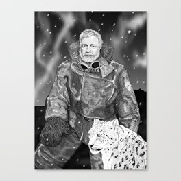 Lord Asrael Canvas Print