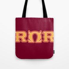 Monster University Fraternity : Roar Omega Roar Tote Bag