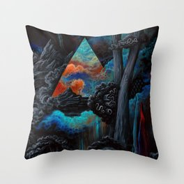 No one could have known the journey you would face Throw Pillow