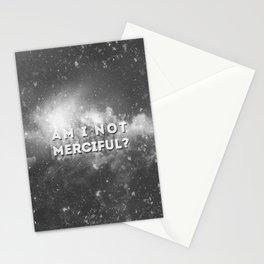 Illuminae - Am I Not Merciful? Stationery Cards