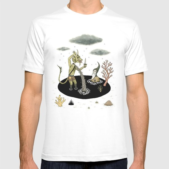 Shifting Tide Pool T-shirt