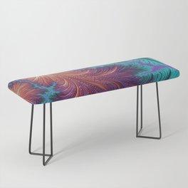 Kaleidoscope Bench