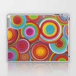 Magic Rainbows Laptop & iPad Skin