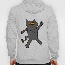 Ninja Kitty Hoody