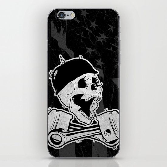 666% iPhone & iPod Skin