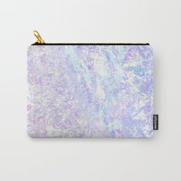 Iridescent Crystal Carry-All Pouch