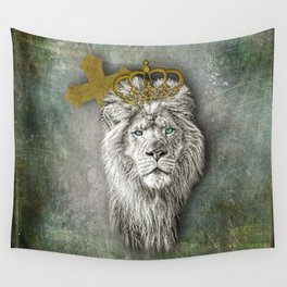 Lion of Judah Wall Tapestry