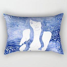 Nereid XXVIII Rectangular Pillow