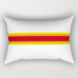 Retro #4 Rectangular Pillow