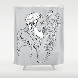 sketch 26 Shower Curtain