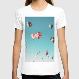 Hot Air Balloon Ride T-shirt