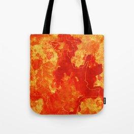 Warm blast Tote Bag