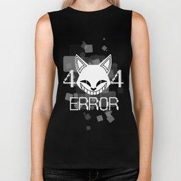 404 ERR0R Biker Tank