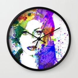 AmyWinehouse Wall Clock
