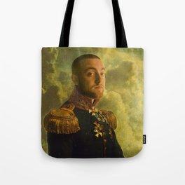 Mac Miller Poster, Classical Painting, Regal art, General, Hip Hop Poster, Print, Rap Poster Tote Bag