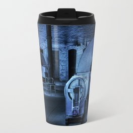 Death Shall Have No Dominion Travel Mug