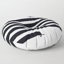 (Very) Long Dog Floor Pillow