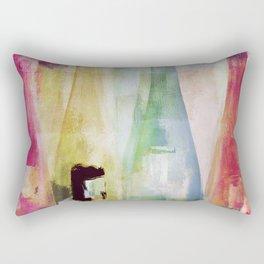 Bouteilles Rectangular Pillow