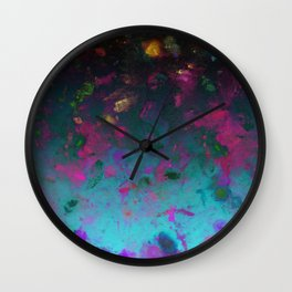Colour Splash G529 Wall Clock