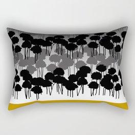 Hombre Chives Rectangular Pillow