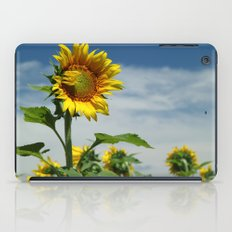 Rebel Sunflower iPad Case