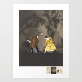 loving Art Print