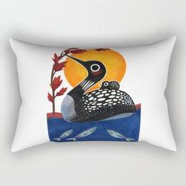 Baby Loon Rectangular Pillow