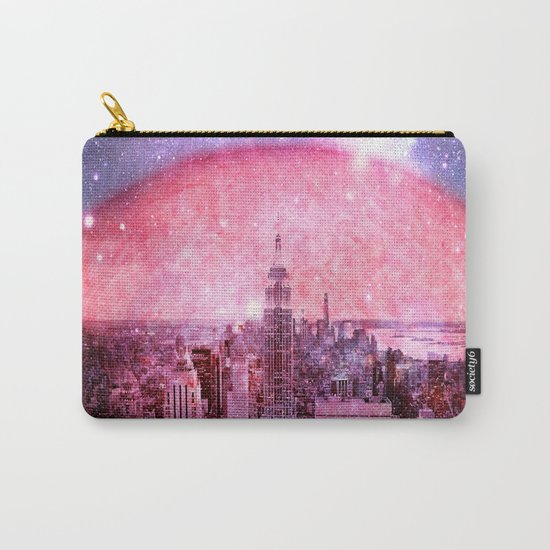 Galaxy : Space Colony Carry-All Pouch