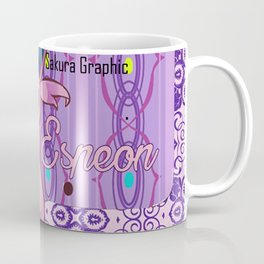 The power of Espeon 2 Coffee Mug