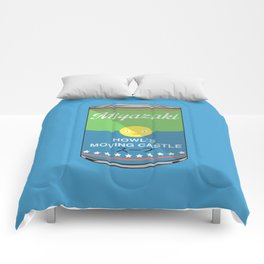 Howl's moving castle - Miyazaki - Special Soup Series  Comforters