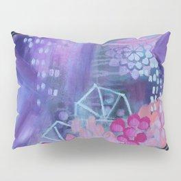 Dream in Purple Pillow Sham