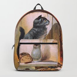 Carl Offterdinger - Puss In Boots - Digital Remastered Edition Backpack