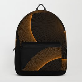 Interference Pattern Backpack