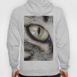 eye cat Hoody