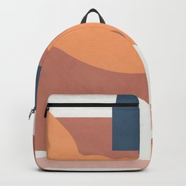 Color and Shape - Goblin Valley Yurt Backpack