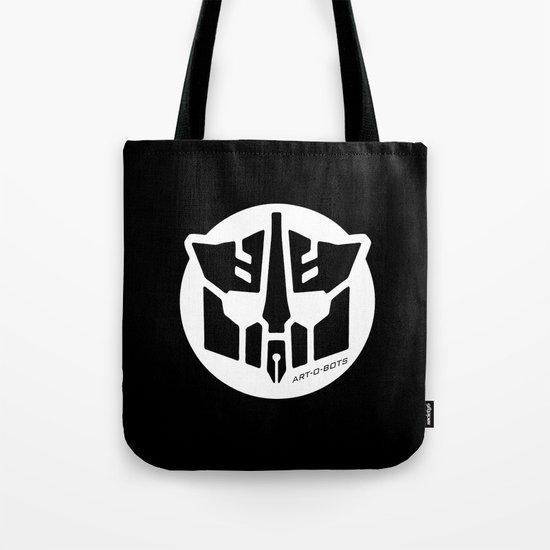 Art-O-Bots Tote Bag