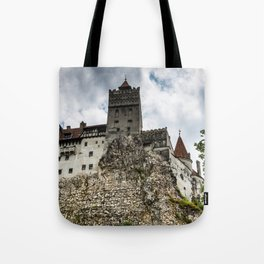 Bran Castle Tote Bag