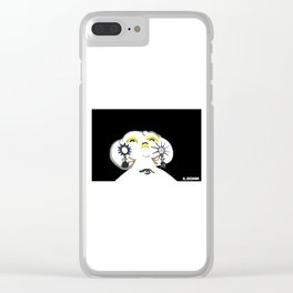 starman Clear iPhone Case